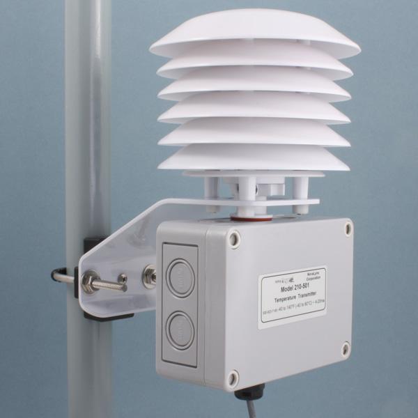 210-501 Temperature Transmitter - NovaLynx Corporation